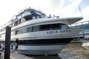 Aqua Azul - Private Yacht Charter in NYC