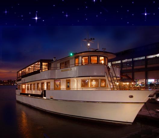 Motor Yacht Eastern Star