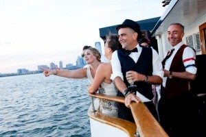 Private Charter Yacht Wedding