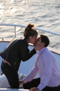 yacht proposal