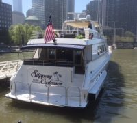 Metro Yacht Charters of NYC featured on CBS Bull