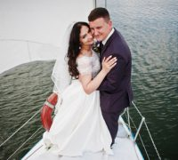 Why You Should Have Your Wedding Aboard a One-of a-Kind Yacht