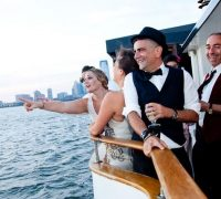 Celebrate Your Engagement With Metro Yacht Charters