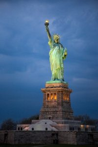 Statue of Lady Liberty